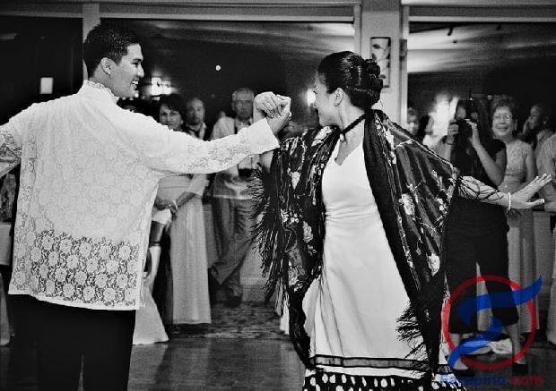 رقصة فلبينية تقليدية