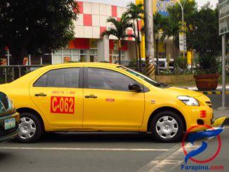 تاكسي المطار في مانيلا