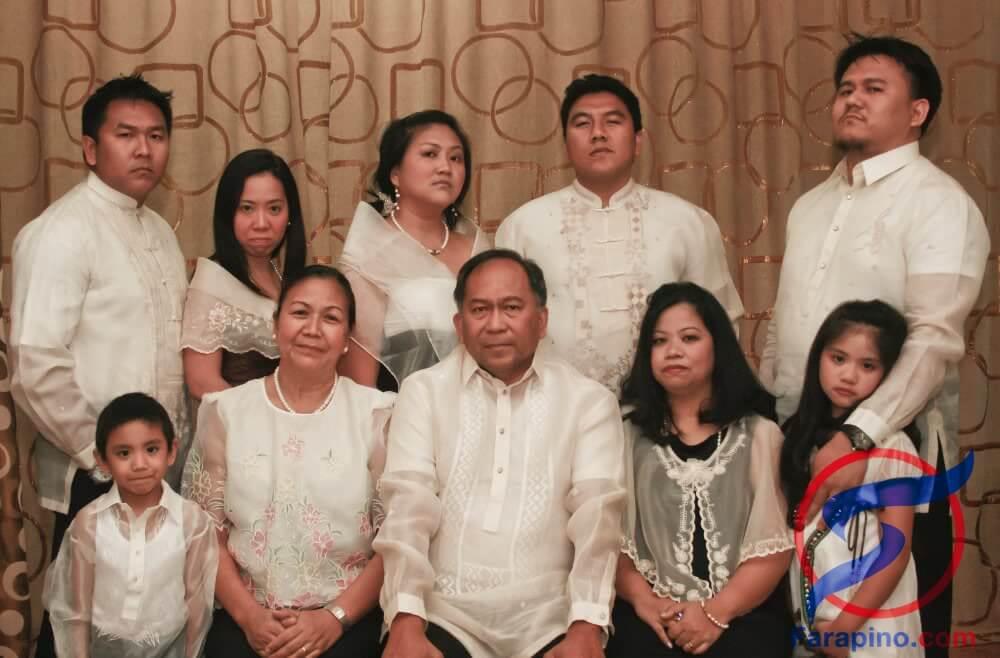 تقاليد الشعب الفلبيني