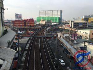 مواصلات مانيلا