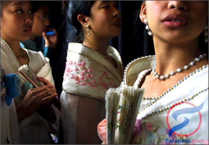 اللباس الفلبيني التقليدي