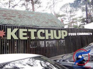 Ketchup food community map