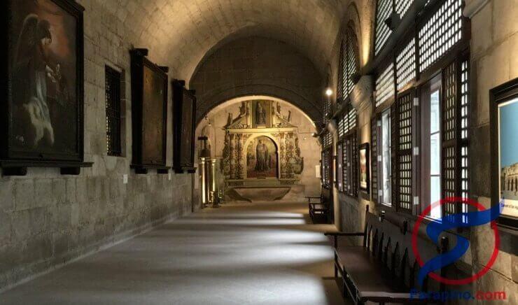 متحف كنيسة سان اوغستين