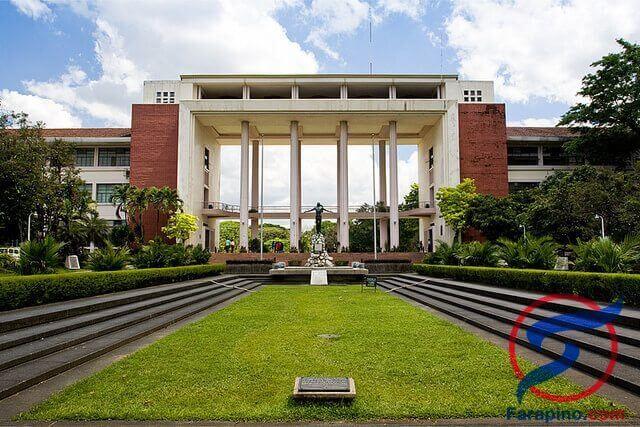 جامعة الفلبين ديلمان