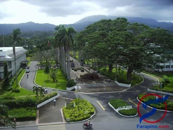 جامعة الفلبين لوس بانوس