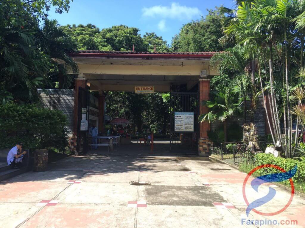 حديقة حيوانات مانيلا