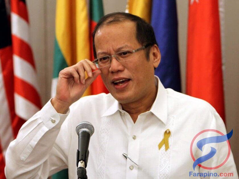 رئيس الفلبين بينيغنو اكينو