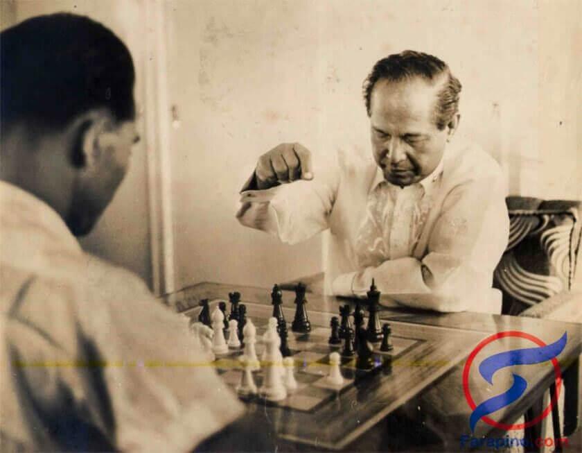رئيس الفلبين كارلوس غارسيا