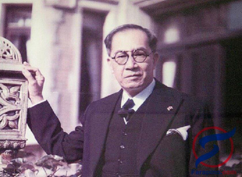 رئيس الفلبين هوزيه لوريل