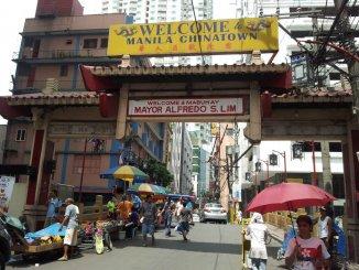 الحي الصيني مانيلا