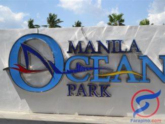 اوشن بارك مانيلا حديقة المحيط المائية