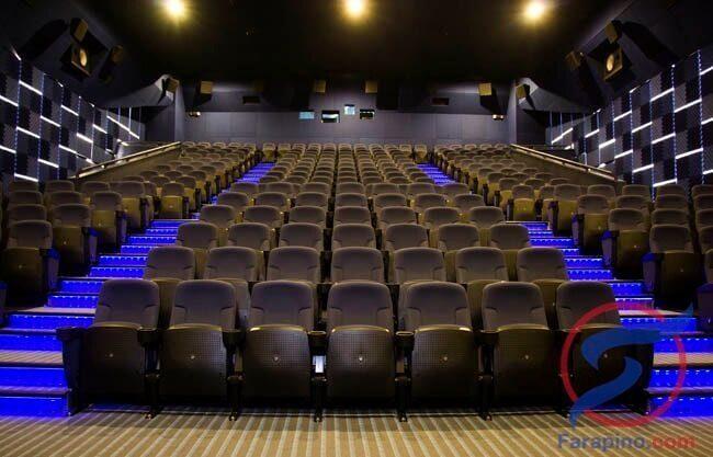 السينما مول باور بلانت ماكاتي