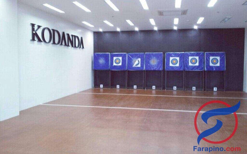 نادي الرماية Kodanda في ماكاتي