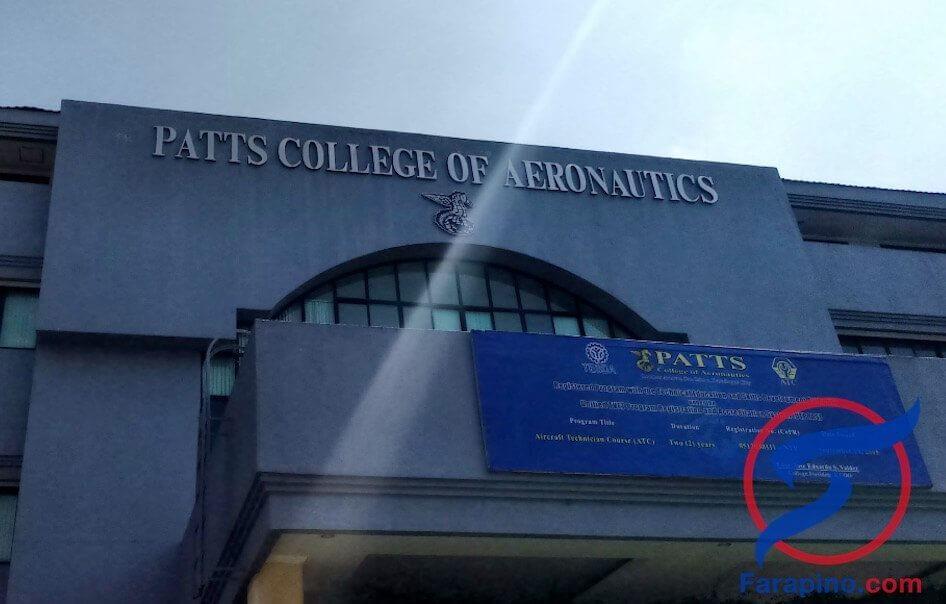 جامعة PATTS لعلوم الطيران مانيلا