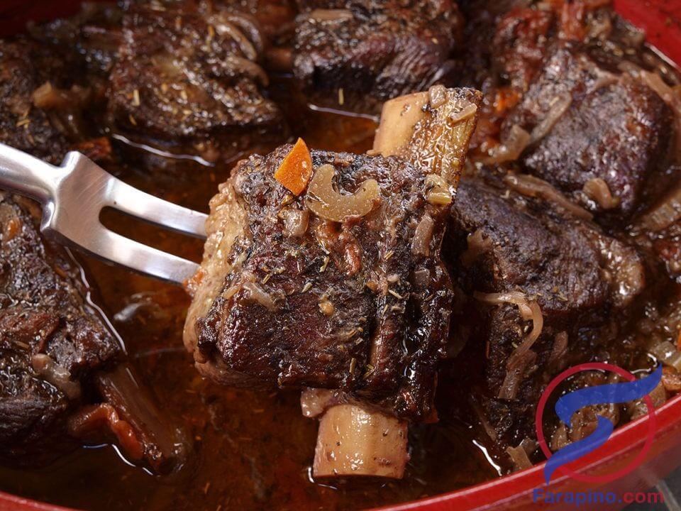 بيف اسادو لحم عجل على الطريقة الفلبينية