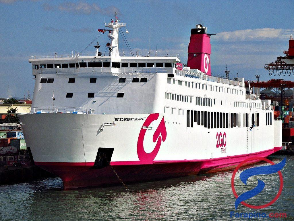 طريقة السفر البحري لجزيرة بوراكاي