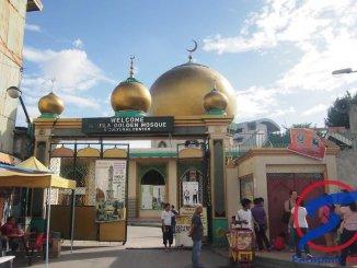 المسجد الذهبي مانيلا