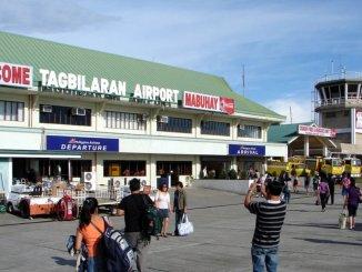الطيران بين سيبو وجزيرة بوهول
