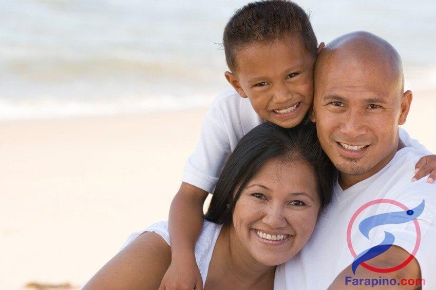 العائلة باللغة الفلبينية