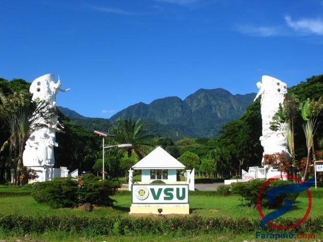جامعة الفساياس في الفلبين